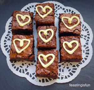 FF Vanilla Fudge Chocolate Brownies
