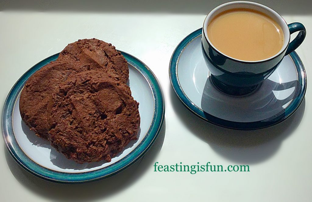FF Monster Mint Chocolate Cookies