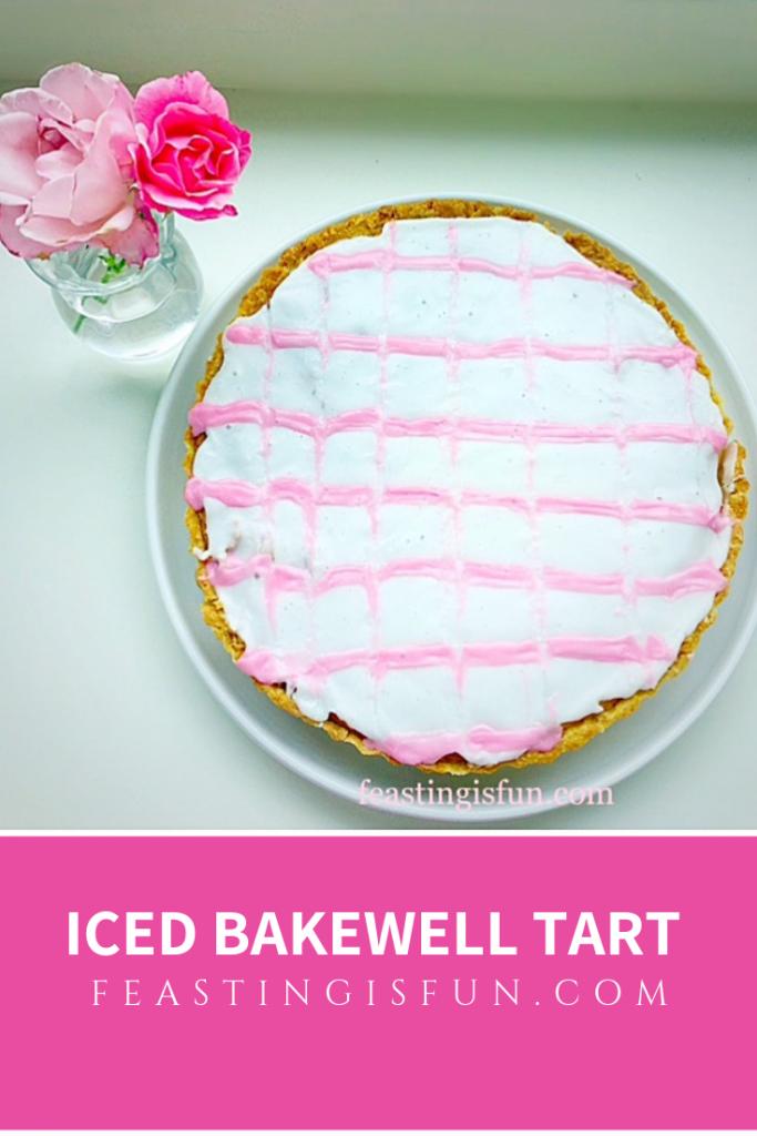 FF Iced Bakewell Tart