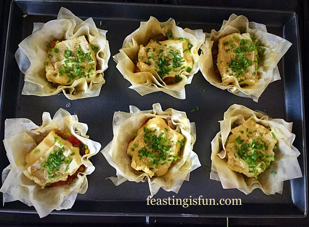 FF Bath Soft Cheese Chilli Tarts