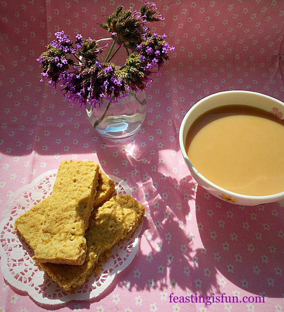 FF Crunch Vanilla Shortbread