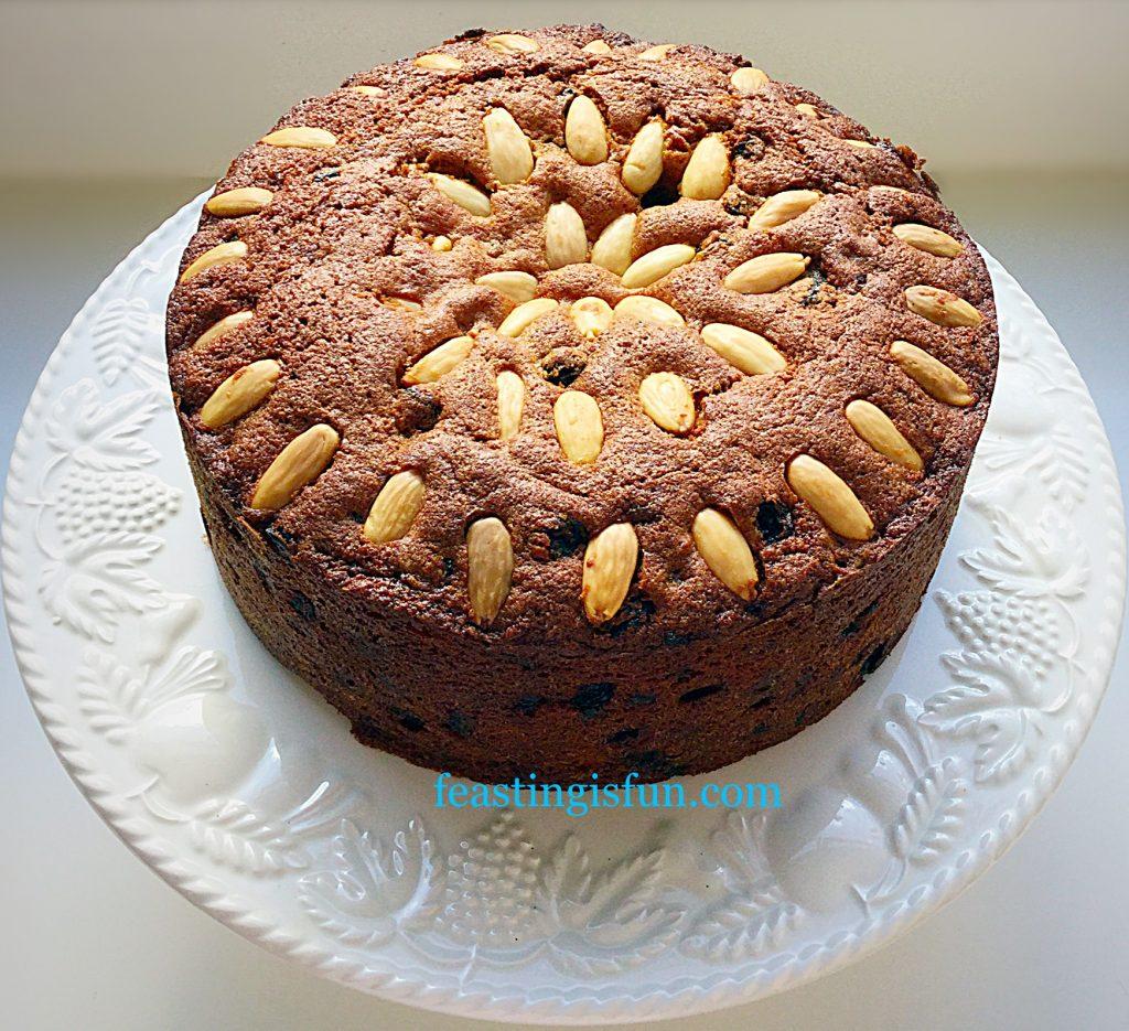FF Dundee Fruit Celebration Cake