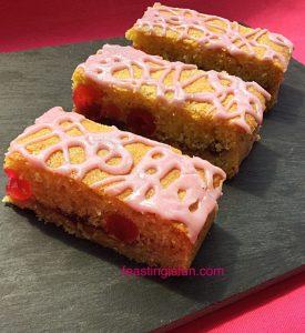 FF Chocolate Chip Pumpkin Loaf Cake