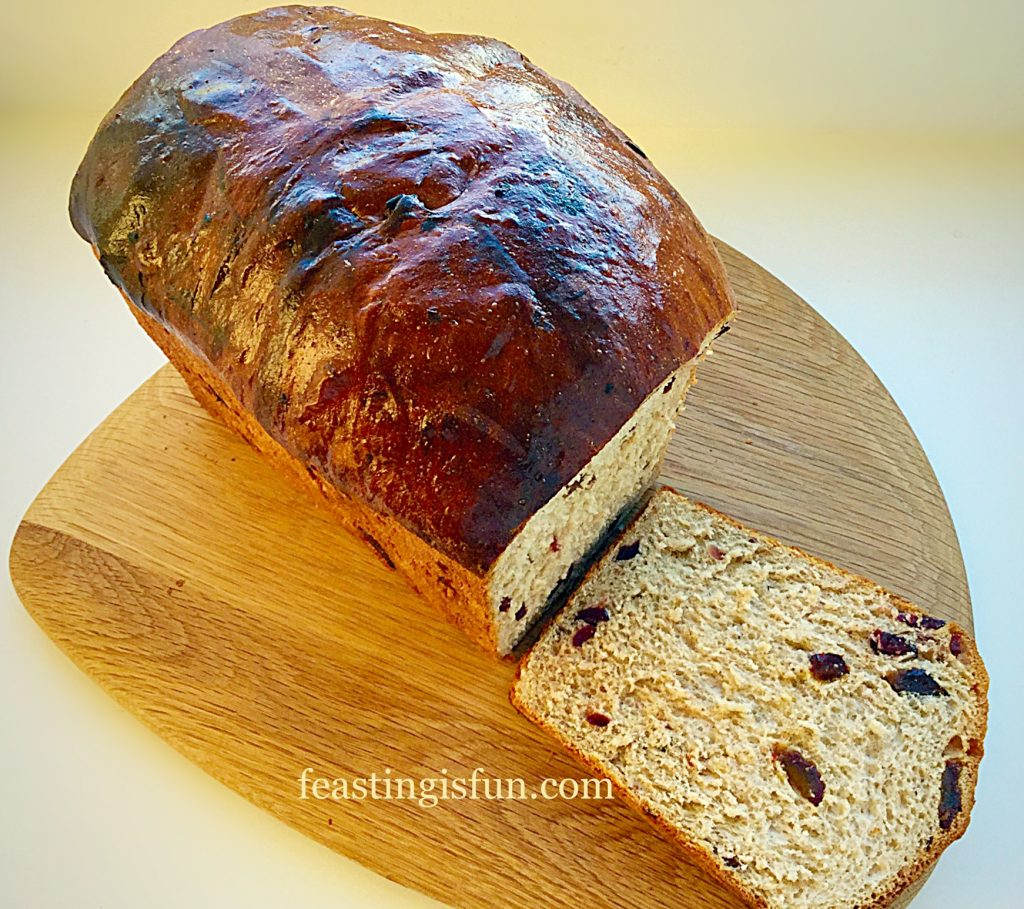FF Christmas Spiced Fruit Loaf