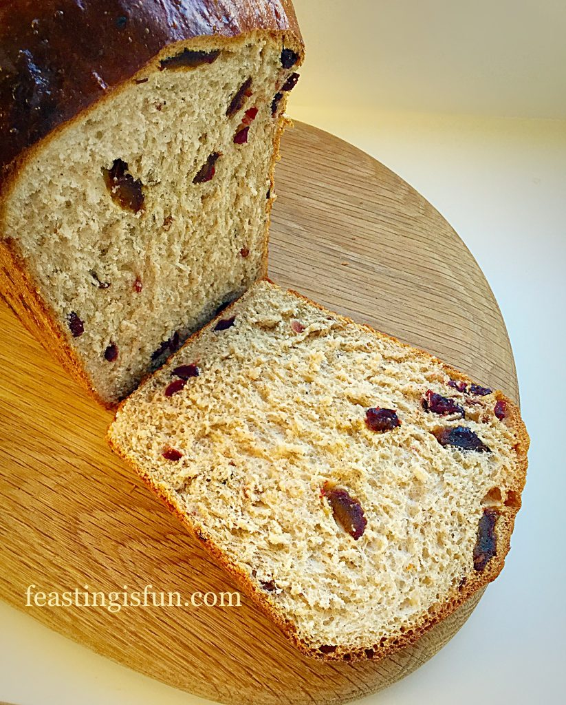 FF Spiced Christmas Fruit Loaf