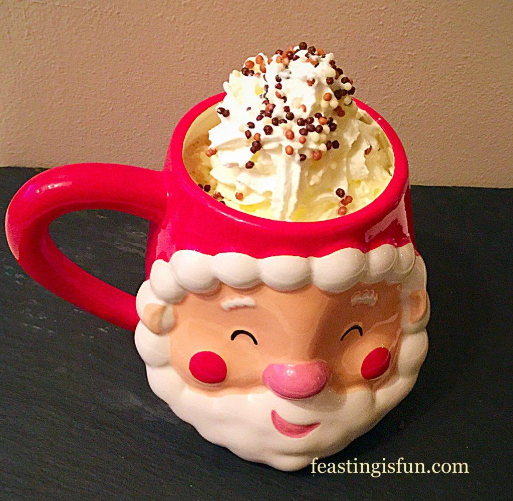 FF Luxury Amaretto Hot Chocolate