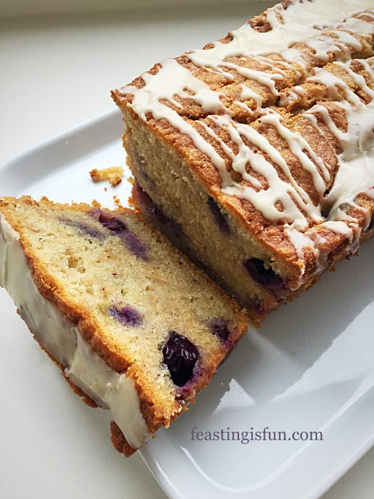 Apple And Cinnamon Oat Cake