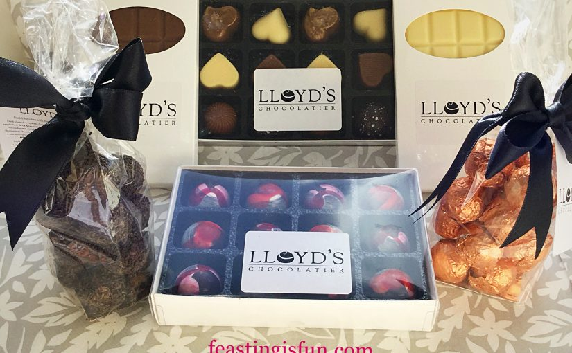 Lloyds Chocolatiers Product Review