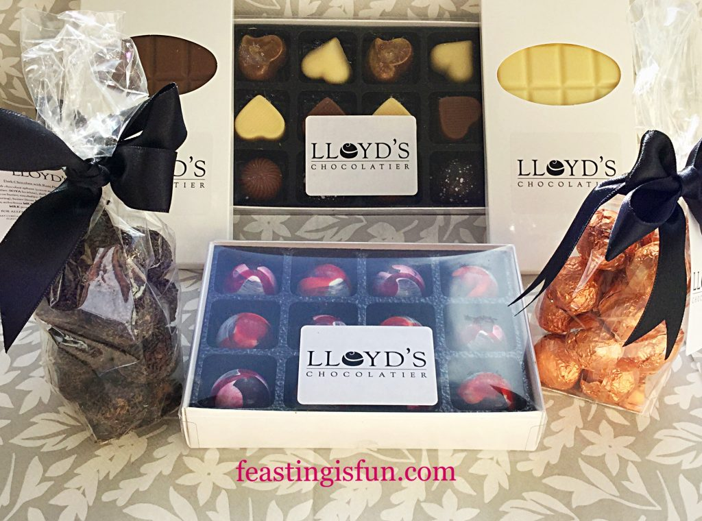FF Lloyds Chocolatiers Product Review