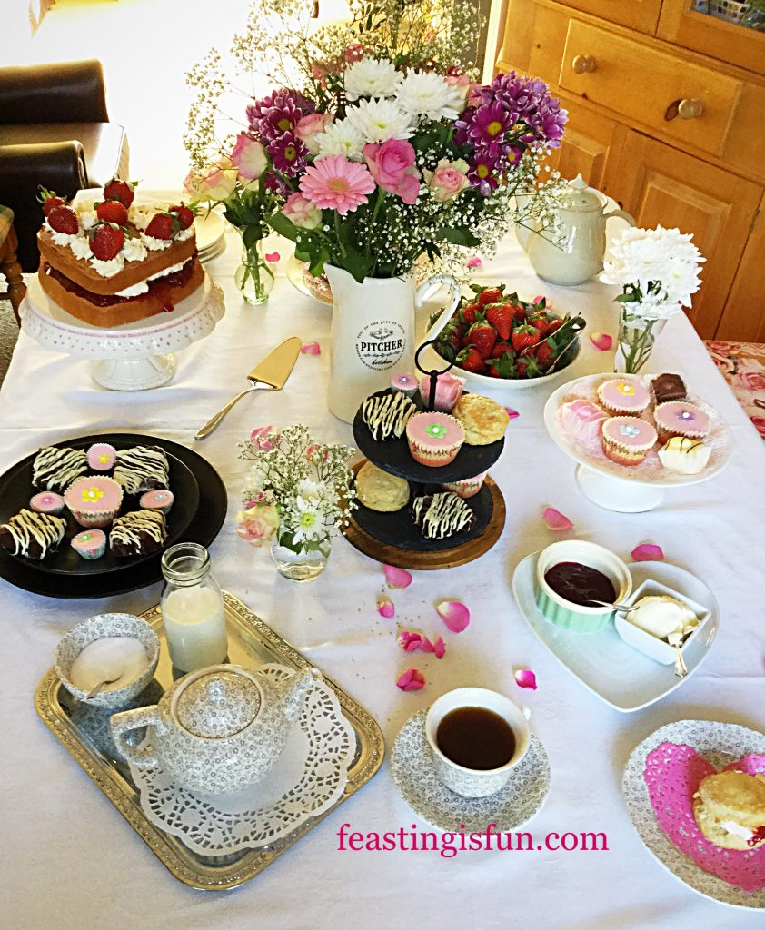 FF Steamer Trading Host Mother's Day Afternoon Tea