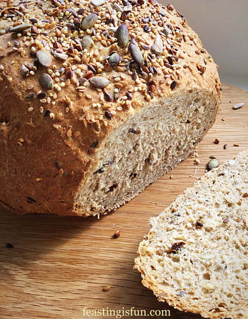 FF Seeded Cob Loaf