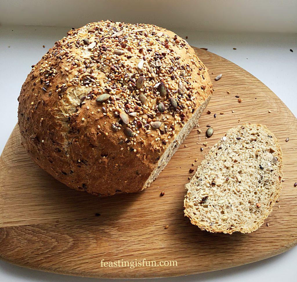 FF Seeded Cob Loaf