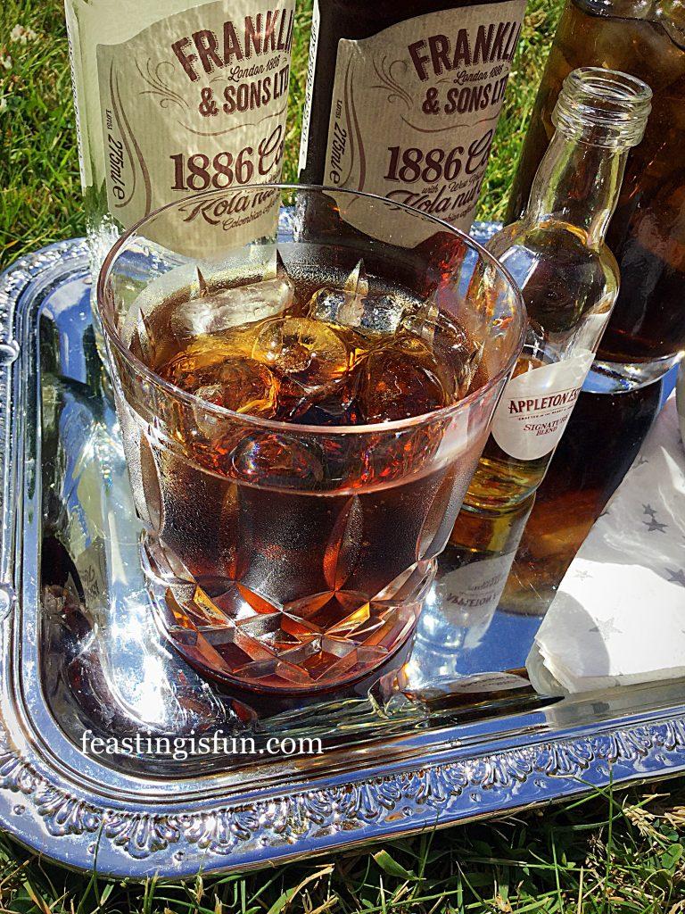 FF Cola Franklins New Drink Review