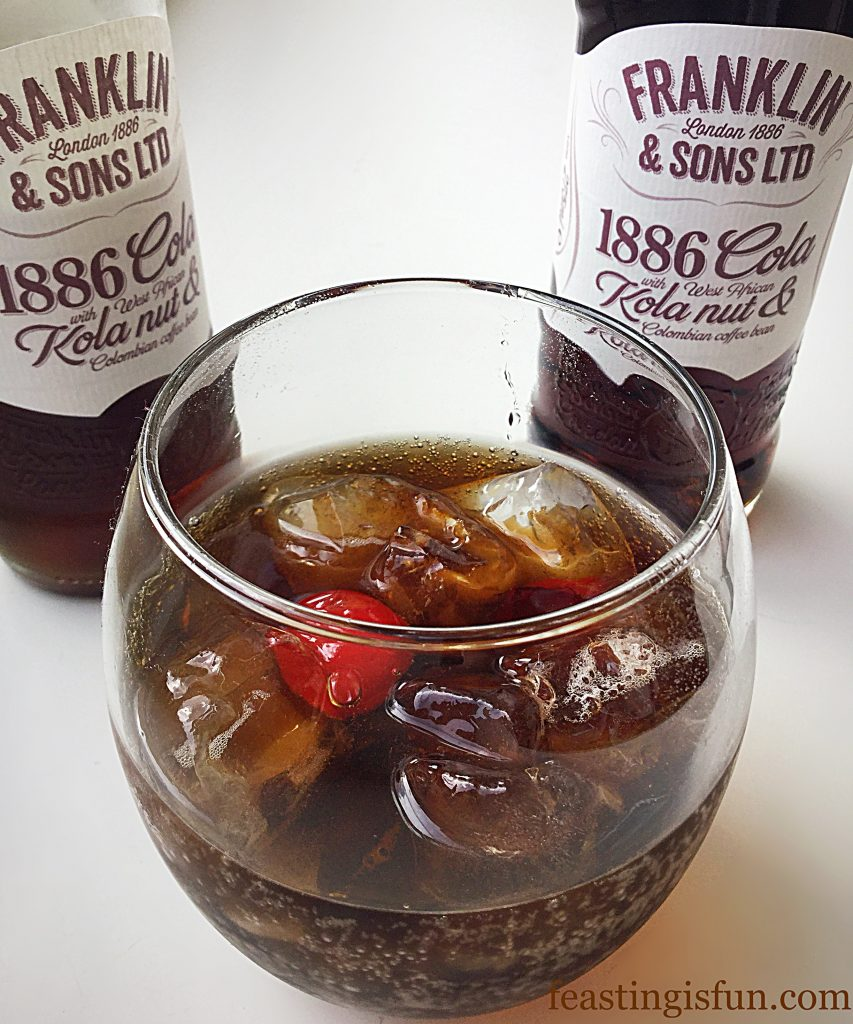 FF 1886 Cola Franklins New Drink Review