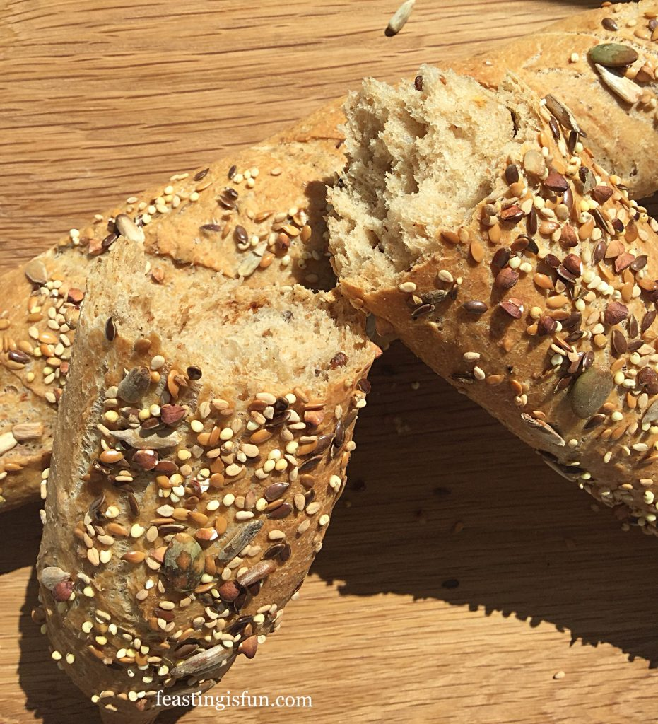 FF Seeded Multigrain Baguettes