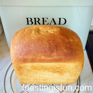FF Easy Homemade Cottage Loaf