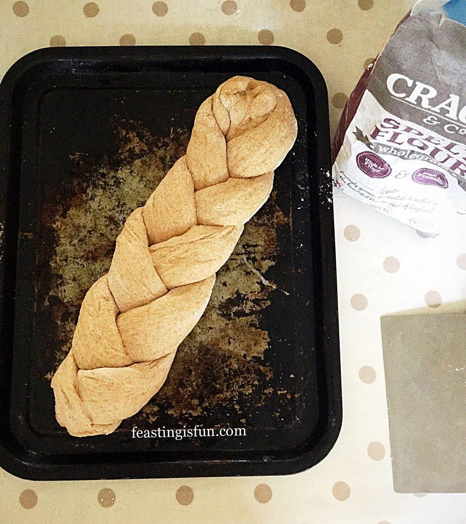 FF Seeded Top Wholegrain Spelt Bread