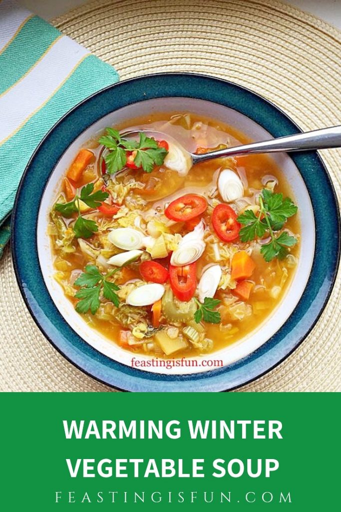 FF Warming Winter Vegetable Soup