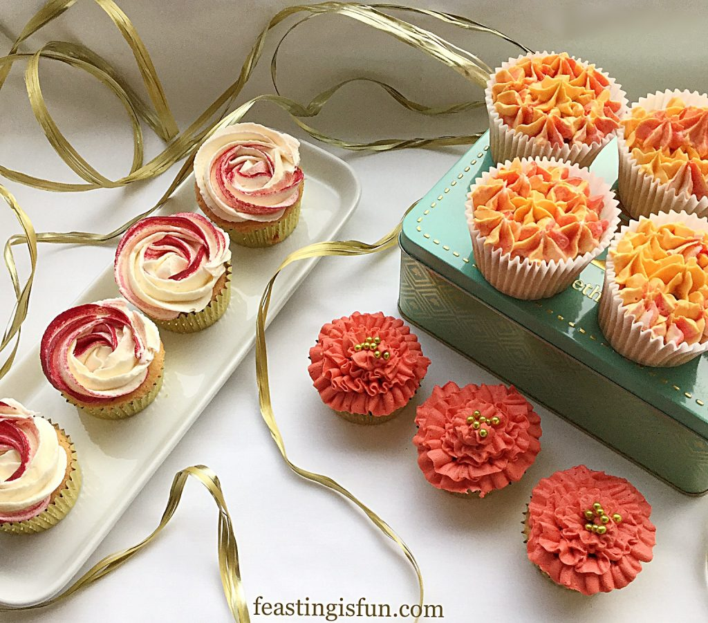FF Elizabeth Harris Perfect Cupcake Decorating Kit
