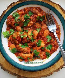 FF Healthy Turkey Mixed Pepper Chilli