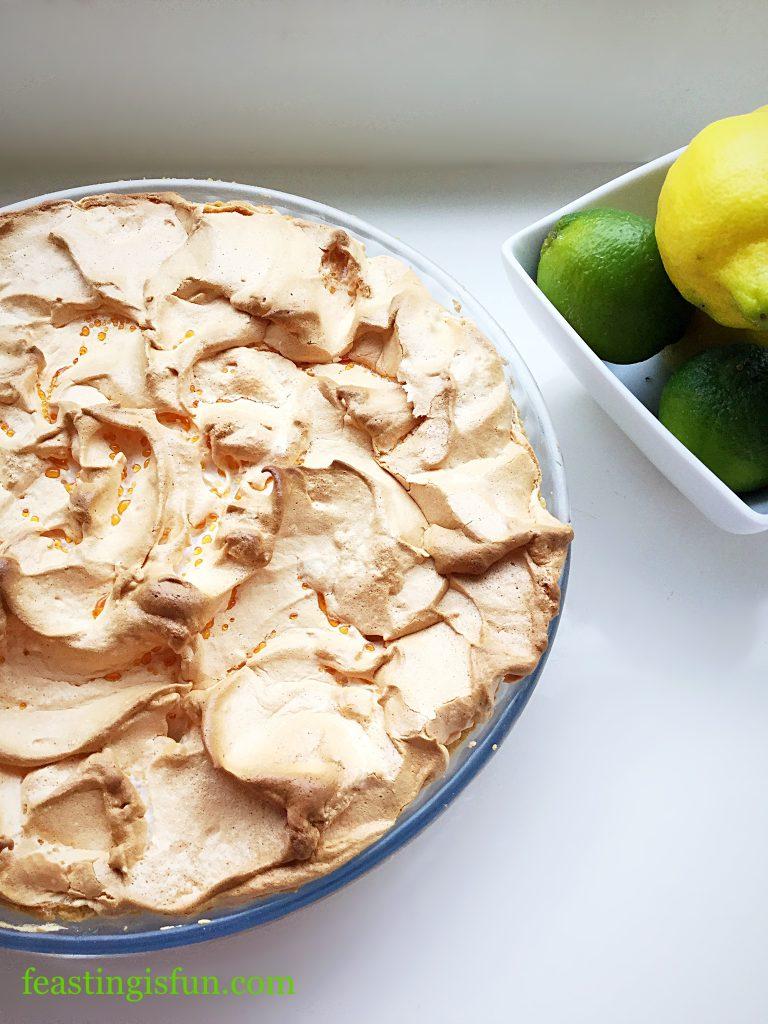 FF Lemon Lime Meringue Pie