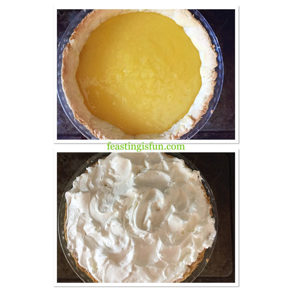FF Lemon Lime Meringue Pie