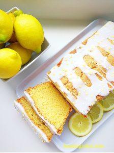 FF Lemon Drizzle Loaf Cake